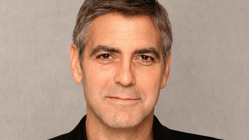 George Clooney in an undated file photo photo.