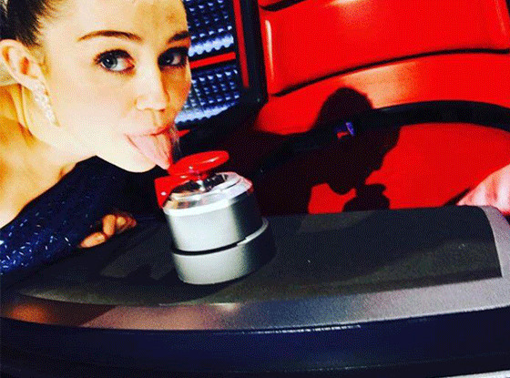 "Miley Cyrus announces she will be part of ""The Voice"" Season 10 as a key adviser."