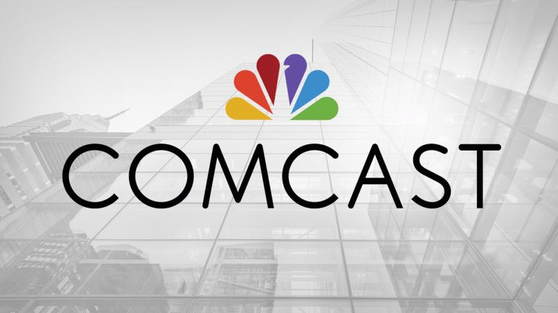 Comcast's TV, cable and Internet service nationwide went off on Monday morning before the company fixed the outage by noon.