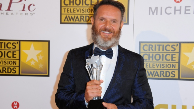 'Survivor' creator Mark Burnett in an undated photo.
