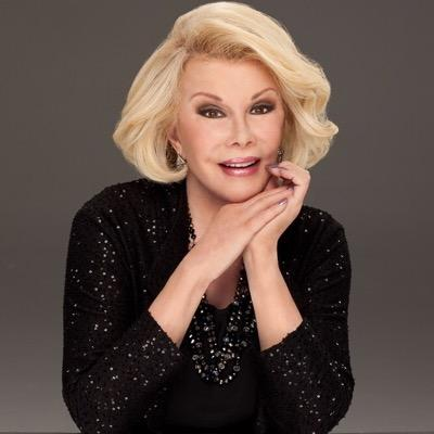 Joan Rivers in an undated photo.