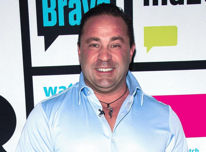 Joe Giudice as seen in an undated photo.