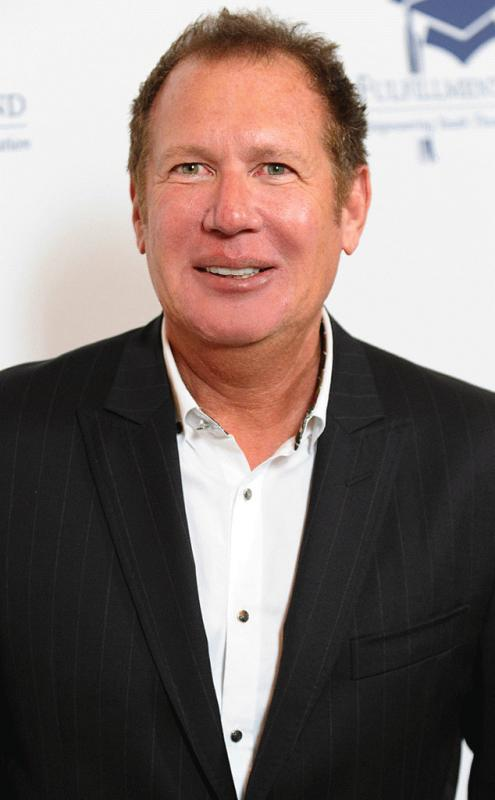 Garry Shandling in an unated photo.