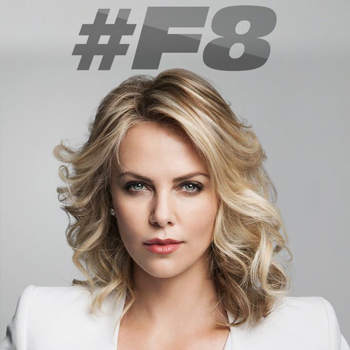 """Charlize Theron for """"Fast & Furious 8."""""""