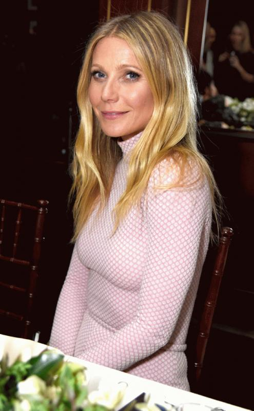 Gwyneth Paltrow in an undated photo.