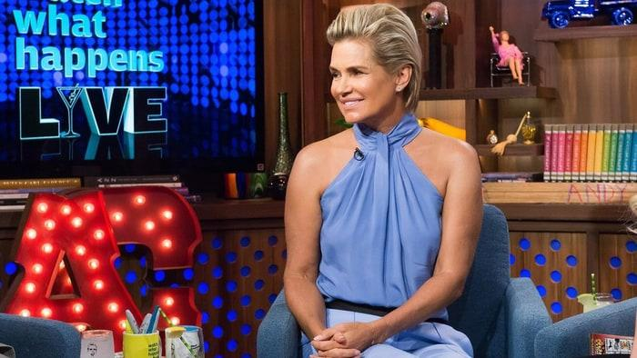"Yolanda Foster on ""Watch What Happens Live."""