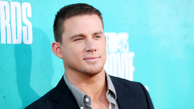 Channing Tatum in an undated photo.