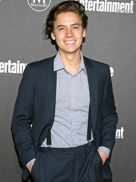 Cole Sprouse in an undated photo.