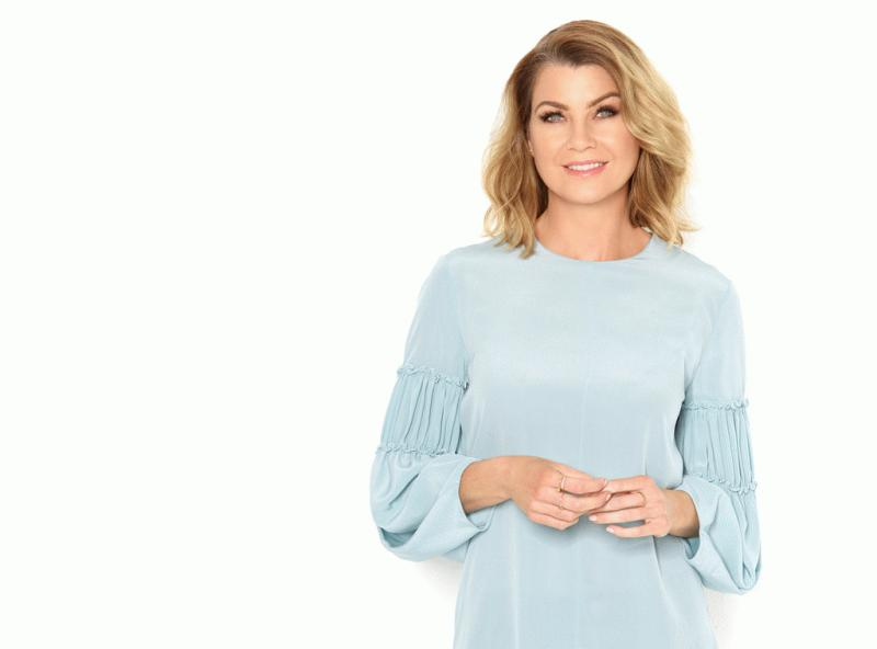 Ellen Pompeo in an undated photo.