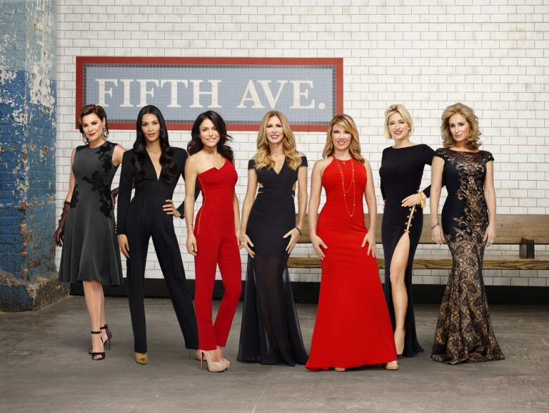 A promotional photo for the cast of 'Real Housewives of New York' Season 8.