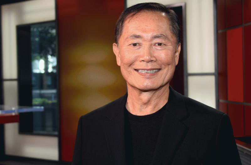 George Takei in an undated photo.