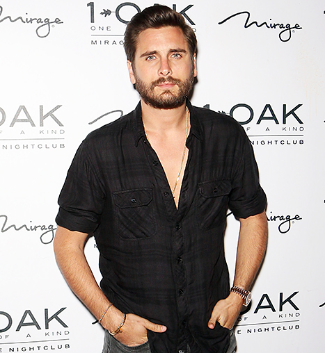 Scott Disick in an undated photo.