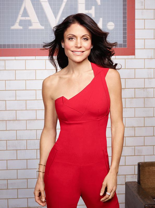 Bethenny Frankel in an undated photo.