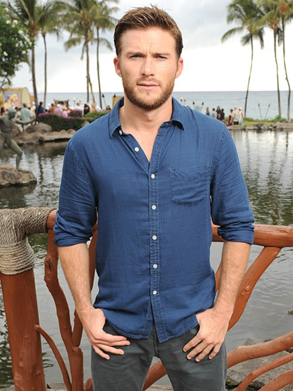 Scott Eastwood in an undated photo.