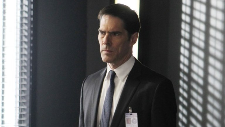 Thomas Gibson in an undated photo.
