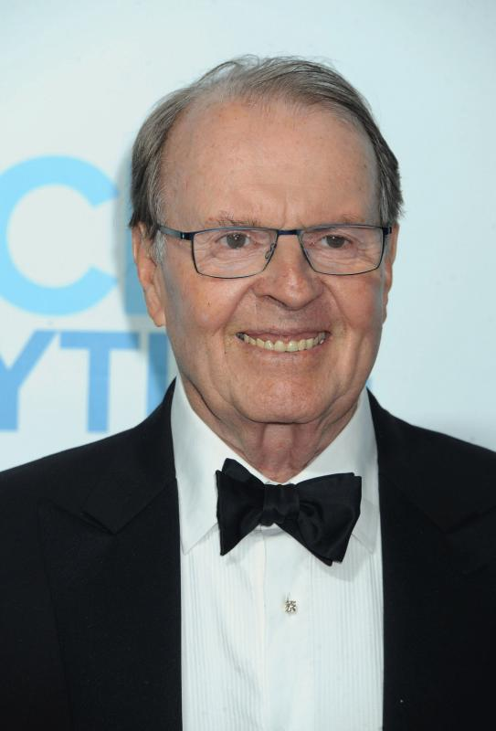 Charles Osgood in an undated photo.