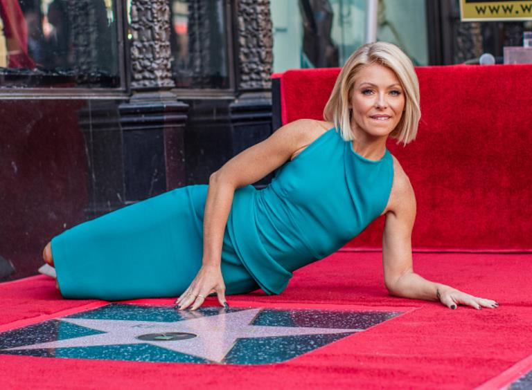 Kelly Ripa in an undated photo.