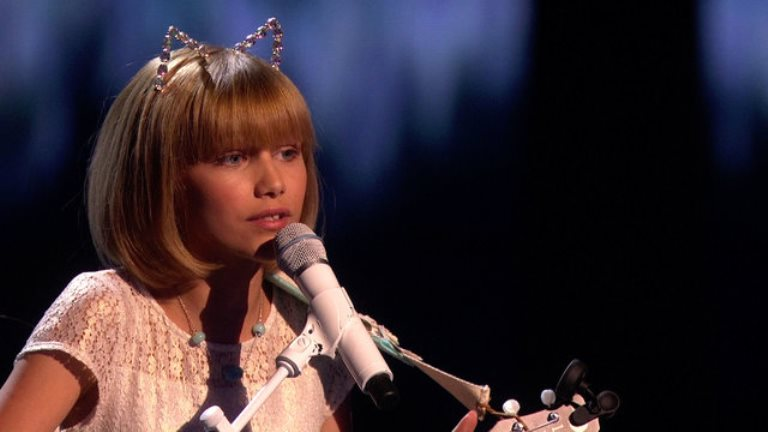 Grace VanderWaal in an undated photo.