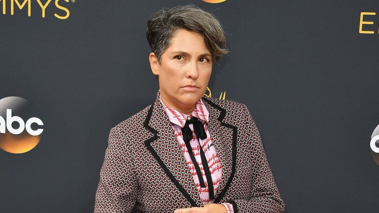 Jill Soloway at this year's Emmy Awards.