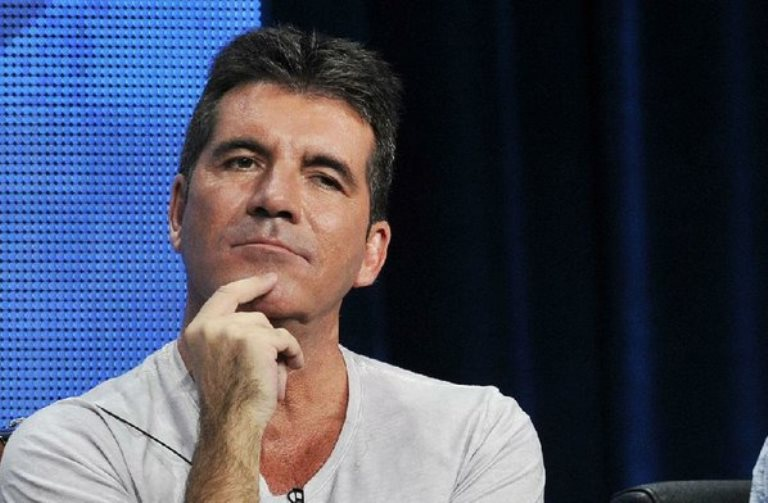 Simon Cowell in an undated photo.