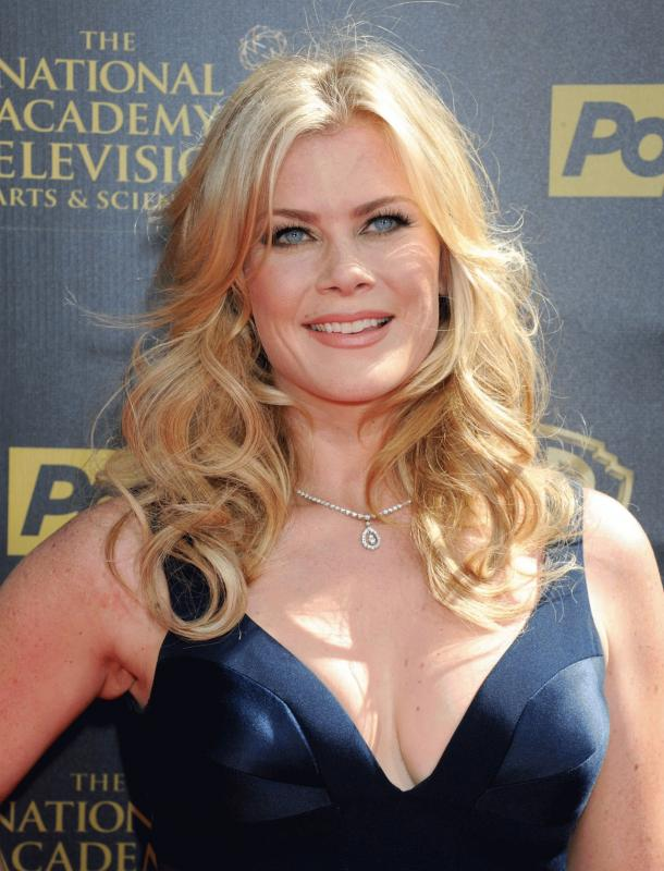 Alison Sweeney in an undated photo.