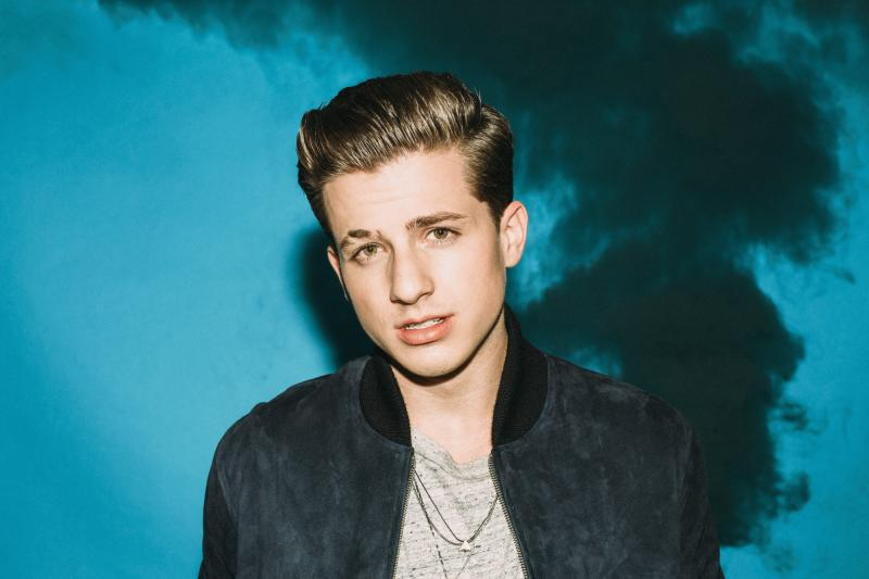Charlie Puth in an undated photo.