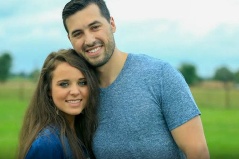 Jinger Duggar and Jeremy Vuolo in an undated photo.