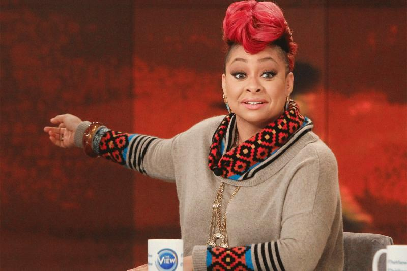 Raven Symone in an undated photo.