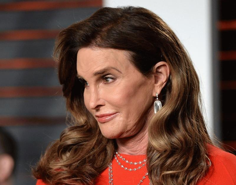 Caitlyn Jenner in an undated photo.