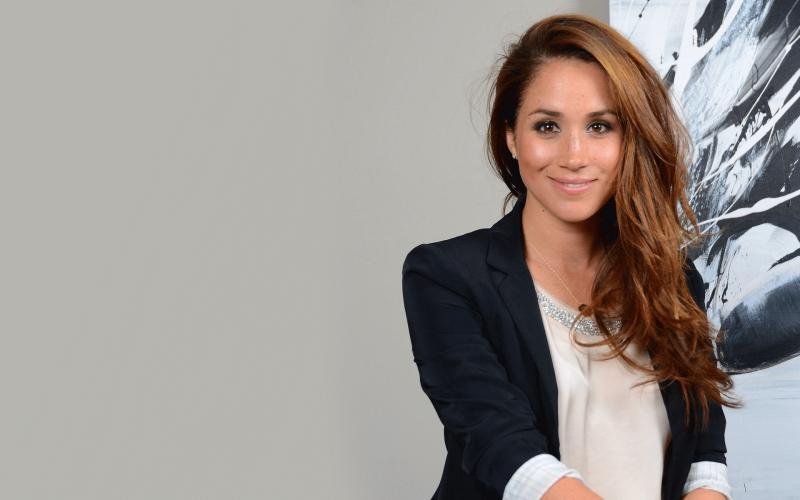 Meghan Markle in an undated photo.