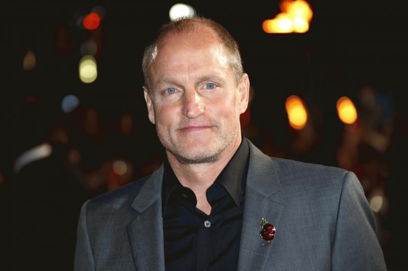 Woody Harrelson in an undated photo.