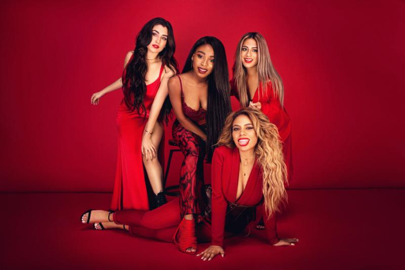 The first promo photo of Fifth Harmony after Camila Cabello left the girl group.