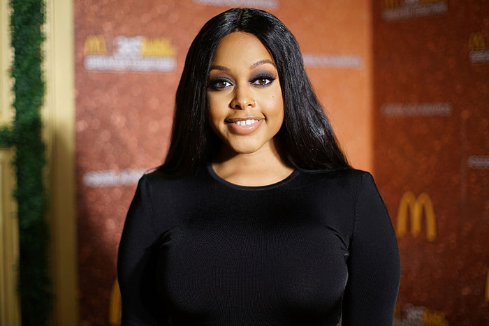 Chrisette Michele in an undated photo.