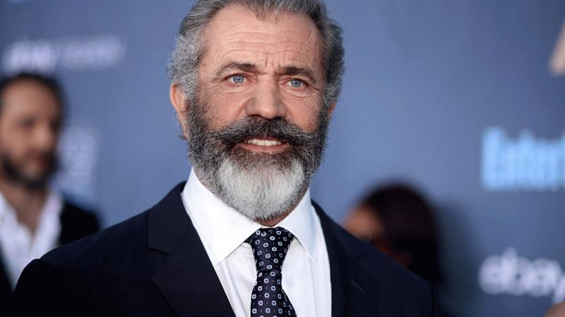 Mel Gibson in an undated photo.