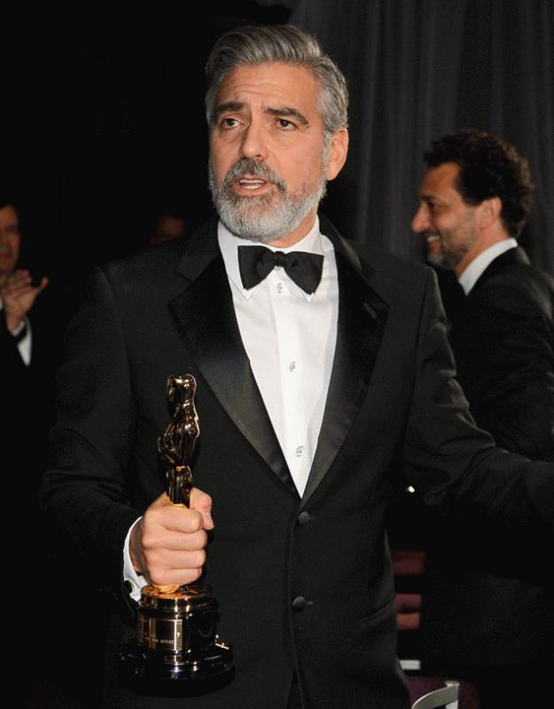 George Clooney in an undated photo.