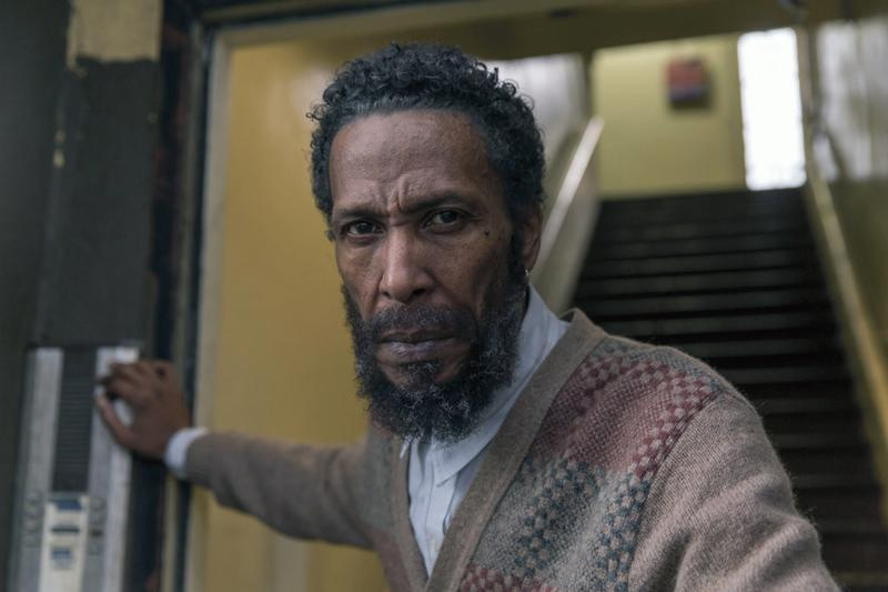 "Ron Cephas Jones photographed in one of the scenes of ""This Is Us"" Season 1."