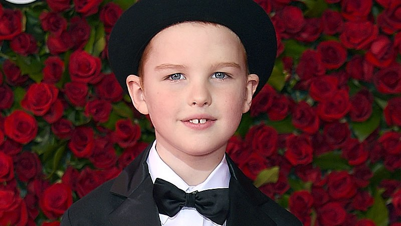 "Iain Armitage in an undated photo. He is set to play young Sheldon Cooper in the prequel for ""The Big Bang Theory."""