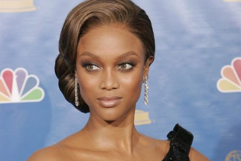 Tyra Banks in an undated photo.