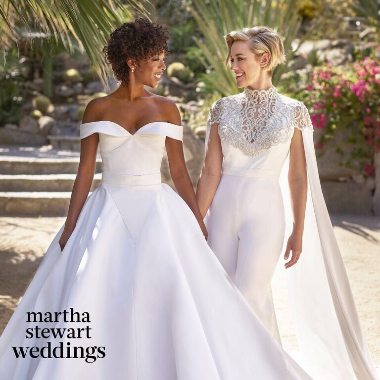 Samira Wiley and Lauren Morelli tied the knot over the weekend.