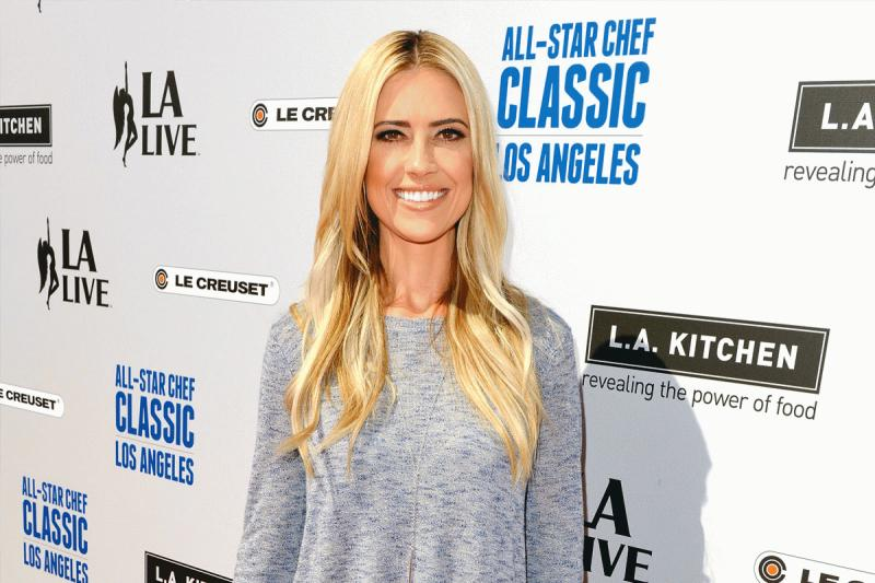 Christina El Moussa in an undated photo.