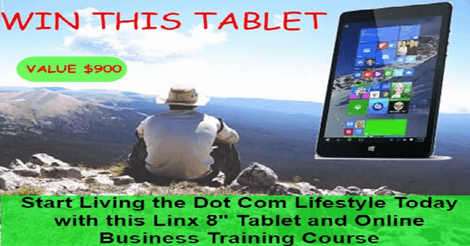 "Linx 8"" Tablet"